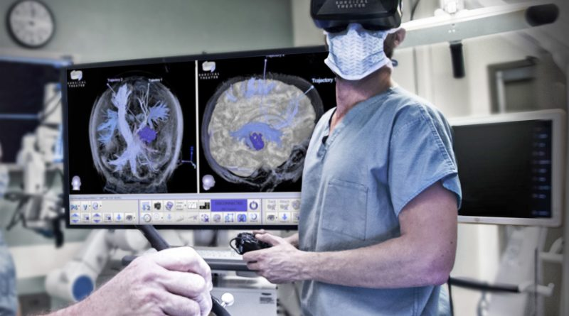 Virtual Reality in Medicine - YellRobot