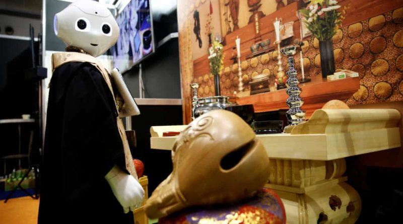 Robot Priest Will Officiate Your Funeral - YellRobot