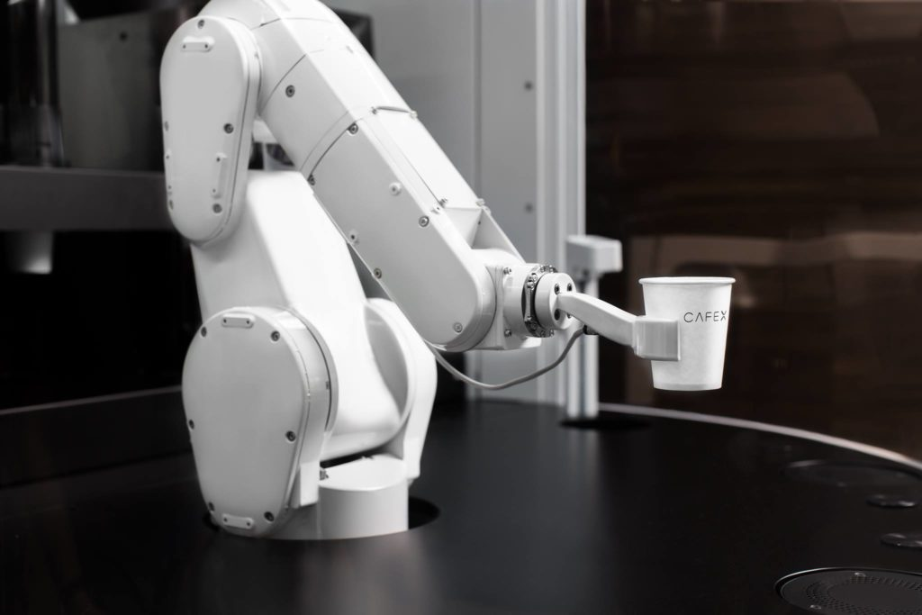 Robotic Coffee Shop - YellRobot