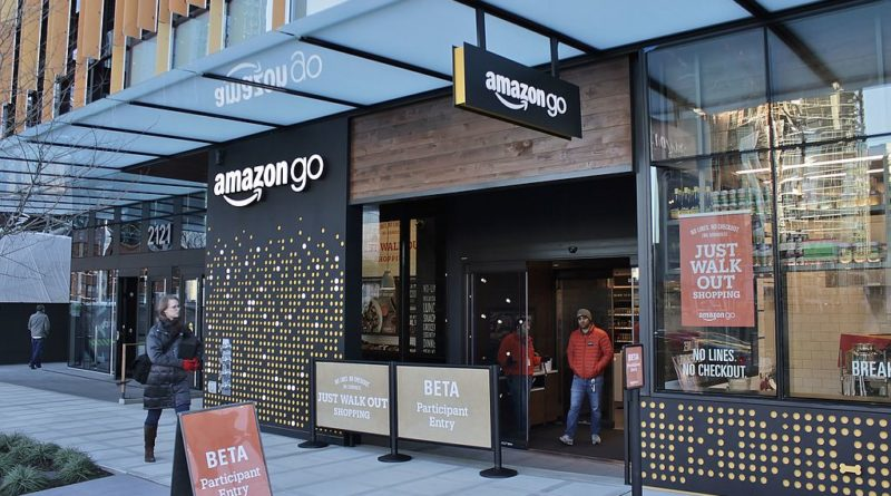 Amazon Go - YellRobot