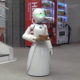 OriHime-D Robot Waiters Controlled By People With Disablities - YellRobot