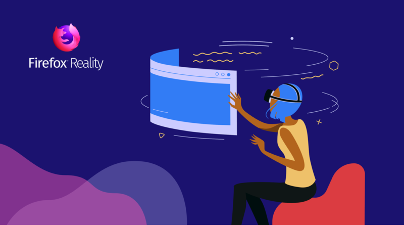 Firefox Reality VR Browser - YellRobot