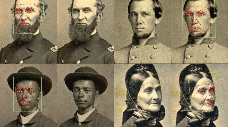Civil War Photo Sleuth Facial Recognition - YellRobot