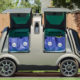 Kroger Self Driving Grocery Delivery - YellRobot