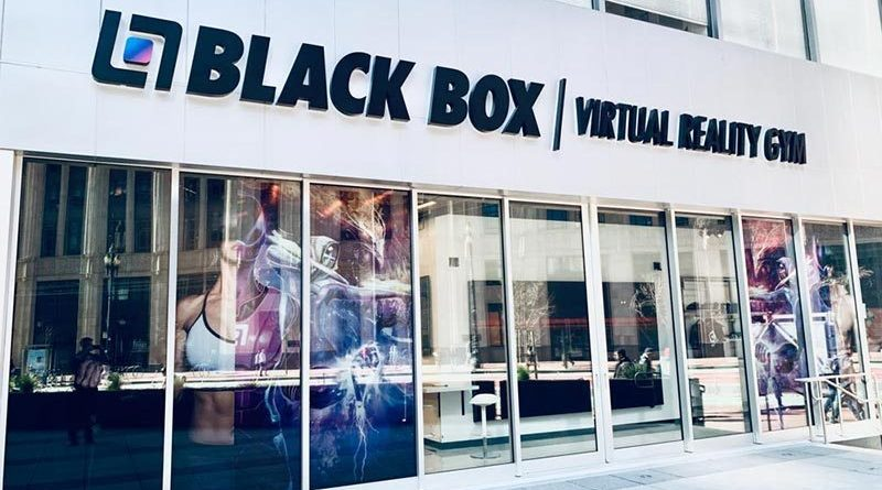 VR Gym Black Box San Francisco - YellRobot