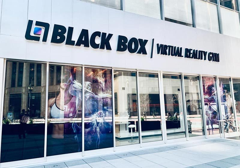 The World's First VR Gym Opens in San Francisco