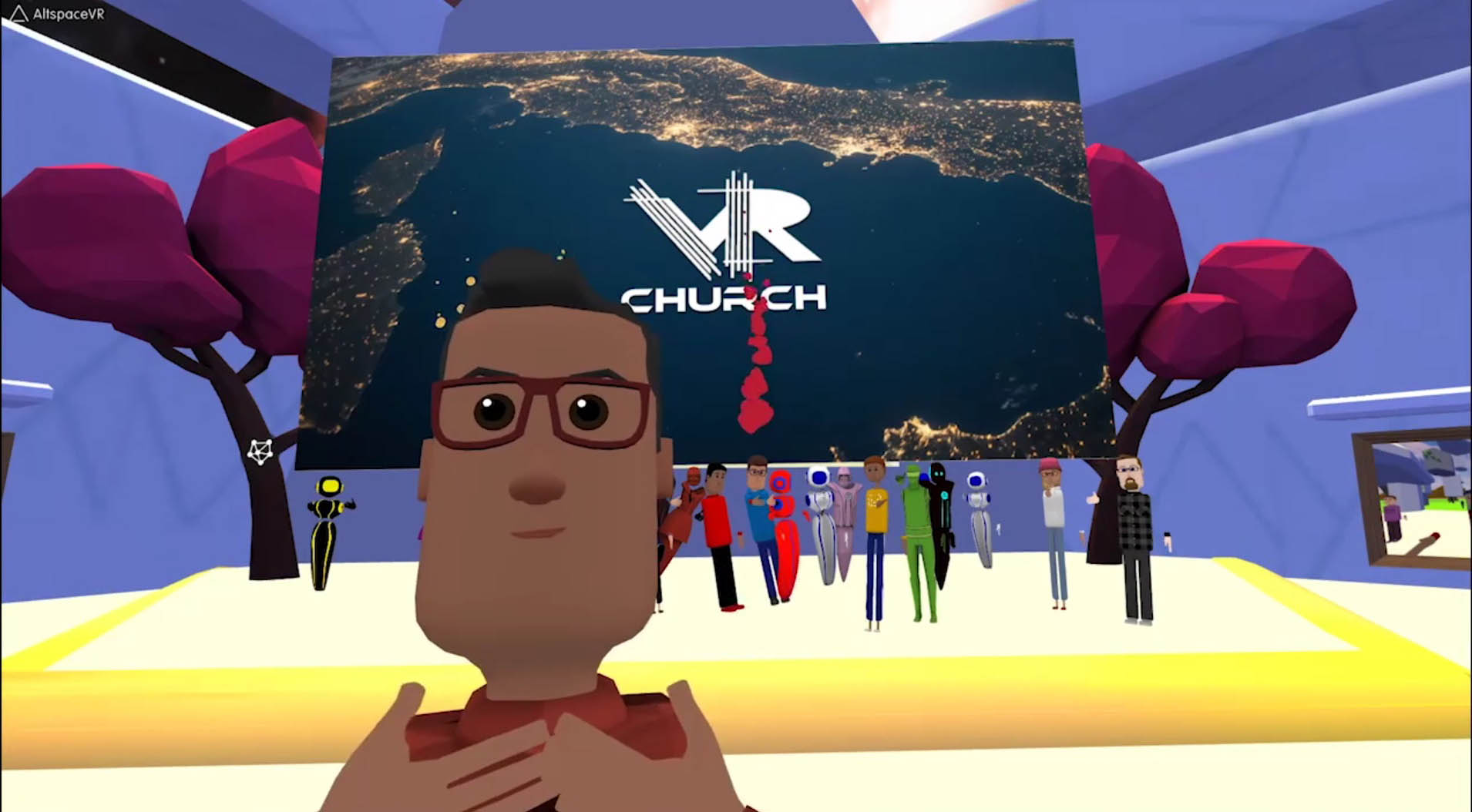 VR Church Has Weekly Services in Virtual Reality