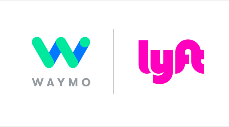 Waymo Lyft Driverless Cars Autonomous Self-Driving Cars - YellRobot