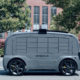 Self Driving Delivery Vans Autonomous Neolix - YellRobot