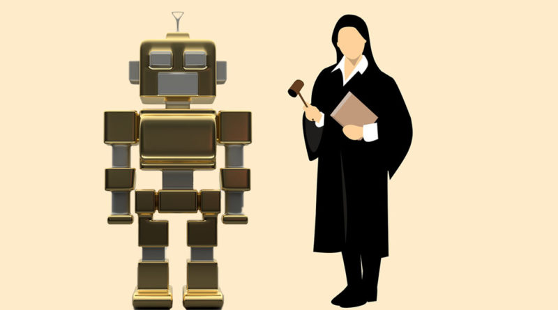 AI Lawyers Legal artificial intelligence - YellRobot