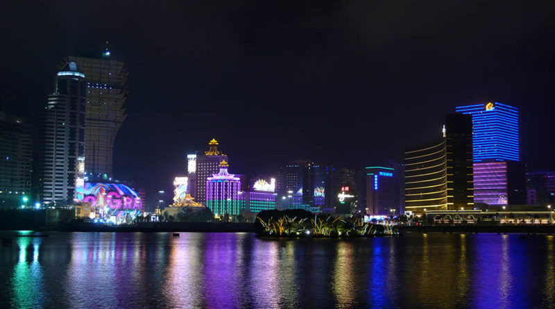 Casinos Using AI Artificial Intelligence Macau - YellRobot