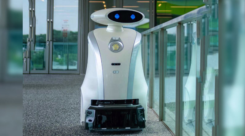 Singapore Autonomous Cleaning Robots - YellRobot