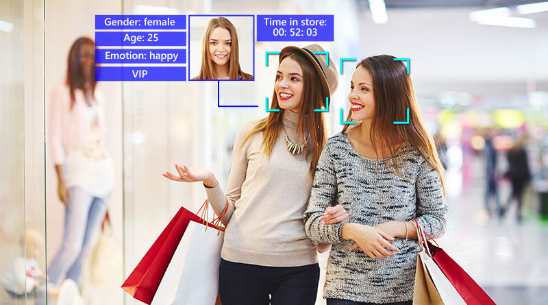 Facial Recognition Shoplifting AI FaceMe CyberLink - YellRobot