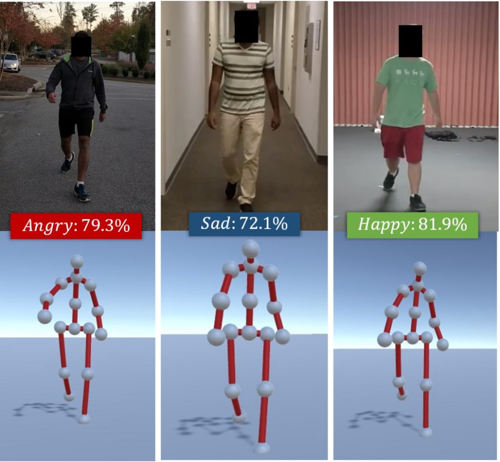 Gait Recognition Software AI - YellRobot