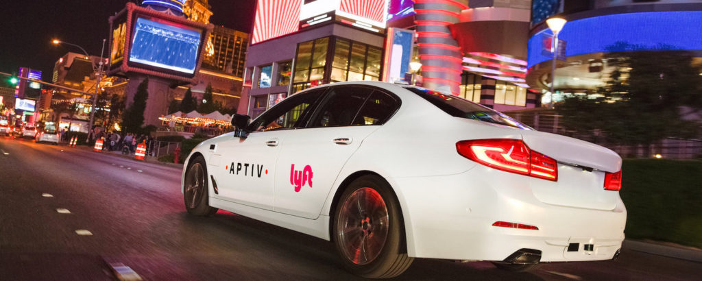 Lyft Blind Las Vegas Self-Driving - YellRobot