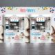 Ice Cream Robot Vending Machine Reis & Irvy's - YellRobot