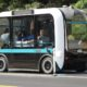 Atlanta Self-Driving Shuttle Peachtree Corners Ollie- YellRobot