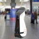 Heathrow Robots Bill BotsAndUS - YellRobot