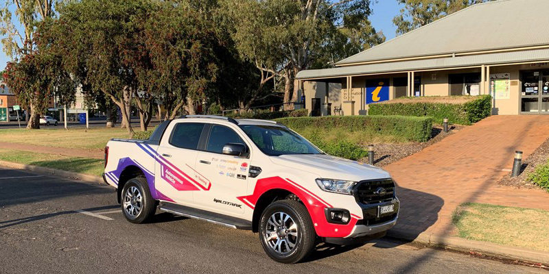 retrofitting self-driving pickup trucks amey Australia - YellRobot