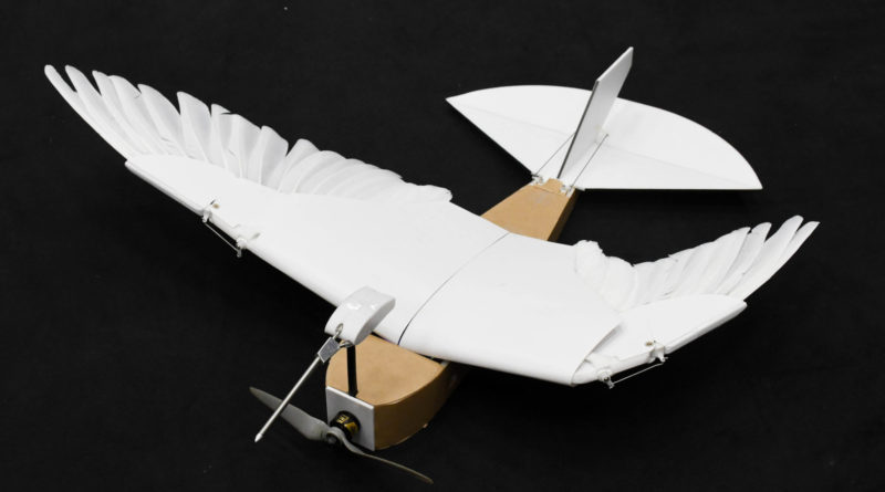 PigeonBot Flying Bird Robot - YellRobot