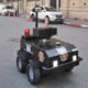 P-Guard Robot Patrolling Tunisia - YellRobot