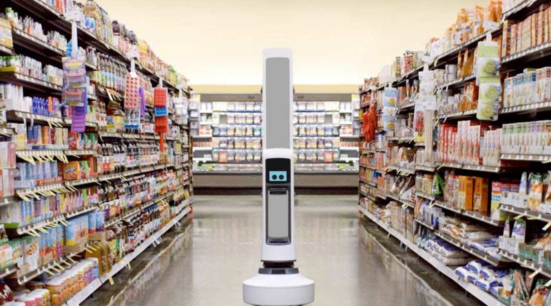 Giant Eagle Grocery Robot Tally - YellRobot